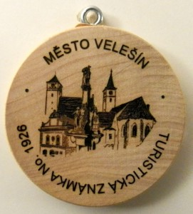 Turistická známka č. 1926 30,- Kč