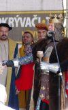 Oslavy 750 let první písemné zmínky o Velešíně