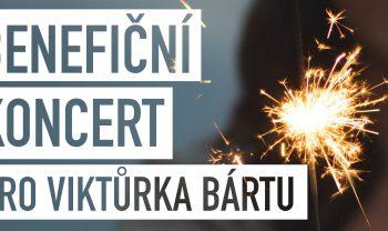 Benefiční koncert pro Viktůrka Bártu